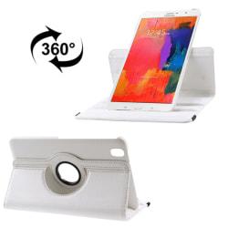 Fodral Galaxy Tab Pro 8.4 - Roterbar vit