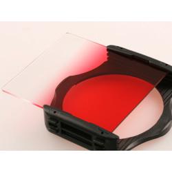 Haida Halvtonat rödfilter 83mm Röd