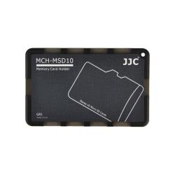 JJC Minneskorthållare 10xMicro SD