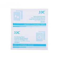 JJC Rengöringsduk - Moist & Dry 10-pack