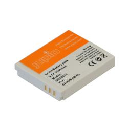 Jupio kamerabatteri 1000 mAh ersätter Ixus, Powershot NB-6L