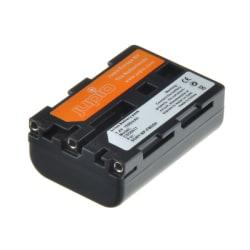 Jupio kamerabatteri 1500mAh ersätter Sony NP-FM55H