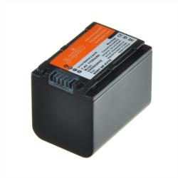 Jupio kamerabatteri 1700mAh ersätter Sony NP-FV70