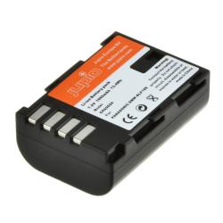 Jupio kamerabatteri 1860mAh ersätter Panasonic  DMW-BLF19E
