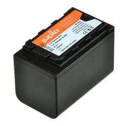 Jupio kamerabatteri 5200mAh ersätter Panasonic VW-VBD58