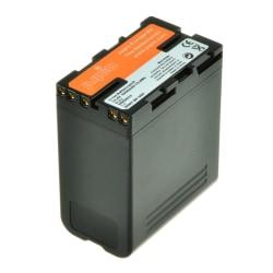 Jupio kamerabatteri 5200mAh ersätter Sony BP-U60