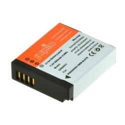 Jupio kamerabatteri 680mAh ersätter Lumix  DMW-BLH7