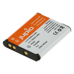 Jupio kamerabatteri 700mAh ersätter Sony NP-BJ1 DSC-RX10