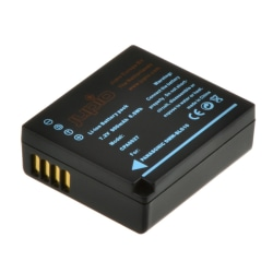 Jupio kamerabatteri 900mAh ersätter Lumix  DMW-BLG10