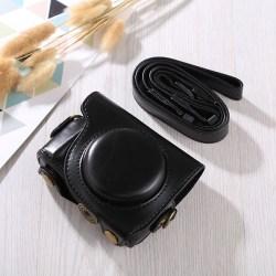 Kameraväska för Canon G9X / G9X II (Svart) Svart