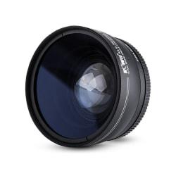 Kiwifotos 0.45× Vidvinkel Konverteringslins (58mm)