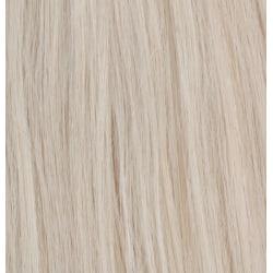 Mizzy #1001B Blond - Premium äkta löshår remy tejp