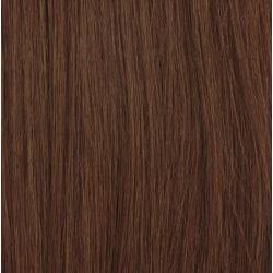 Mizzy #30 Mörk Kopparbrun - Premium äkta hår remy tejp