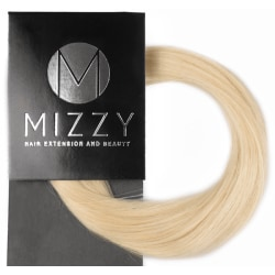 Mizzy Classic Single Drawn äkta löshår nailhair #60 50cm