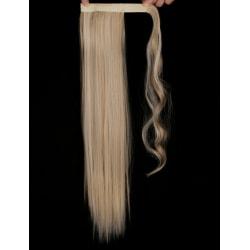 Mizzy hästsvans rak - Blond #F24/613