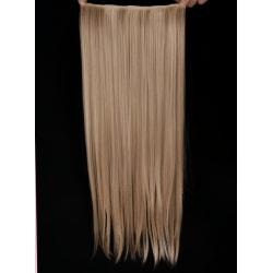 Mizzy löshår rakt 5 Clip on - Blond #16H613