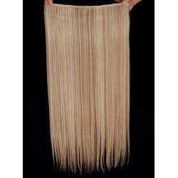 Mizzy löshår rakt 5 Clip on - Blond & Ljusbrun #F18/613