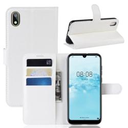 Plånboksfodral för Huawei Y5 - Vit