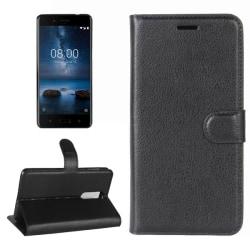 Plånboksfodral för Nokia 8