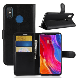 Plånboksfodral för Xiaomi Mi 8