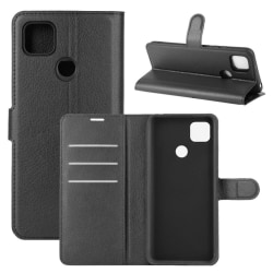 Plånboksfodral för Xiaomi Redmi 9C - Svart