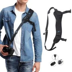 PULUZ Bågformad axelrem & armhålsrem för digitalkameror