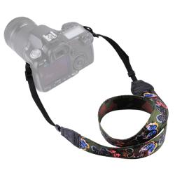 Puluz Kamerarem - Fjärilsmönster (Multifärgad)