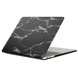Skal för New Macbook Pro 13.3-tum - Marmor svart & vit