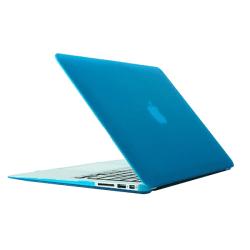 Skal Macbook Air Matt frostat blå (11.6-tum)