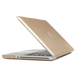 Skal Macbook Pro 13.3-tum (A1278) - Matt frostat (Guld) Guld
