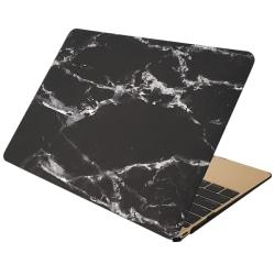 Skal Macbook Pro Retina 13.3-tum - Marmor svart & vit