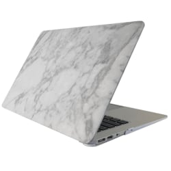 Skal Macbook Pro Retina 15.4-tum - Marmor vit