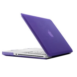 Skal Macbook Pro - Matt frostat lila (15.4-tum)