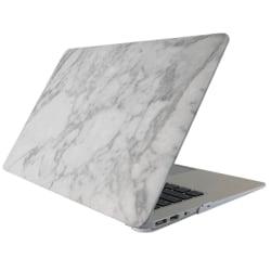 Skal Macbook Pro 13.3-tum - Marmor vit Vit