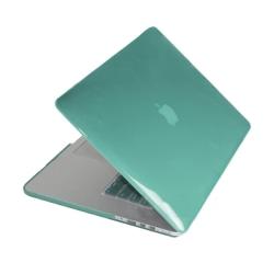 Skal Macbook Pro Retina Blankt transparent grön (15.4-tum)