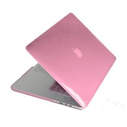 Skal Macbook Pro Retina Blankt transparent rosa (13.3-tum)
