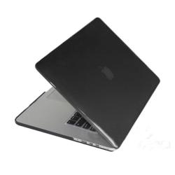 Skal Macbook Pro Retina Blankt transparent svart (13.3-tum)