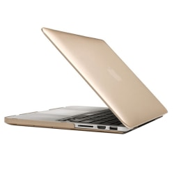 Skal Macbook Pro Retina Matt frostat guld 13.3-tum