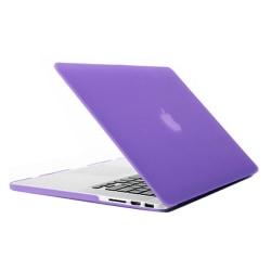 Skal Macbook Pro Retina Matt frostat lila (13.3-tum)