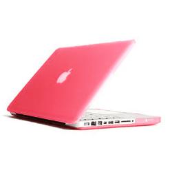 Skal Macbook Pro Retina Matt frostat rosa (13.3-tum)