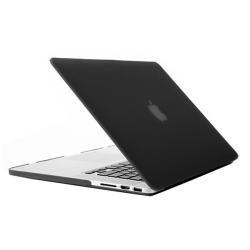 Skal Macbook Pro Retina - Matt frostat svart (15.4-tum)
