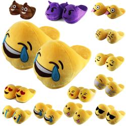 Tofflor emojis Flört med tunga