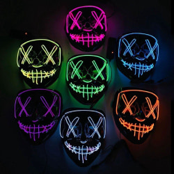 Purge Wire Pro-LED Mask Rosa