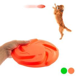 Hundleksak frisbee