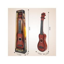 1Pcs 4 String Acoustic Kids Toy Guitar Random Color
