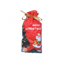 50 PCS Christmas Gift Decorations Bags for Candy Biscuit A7