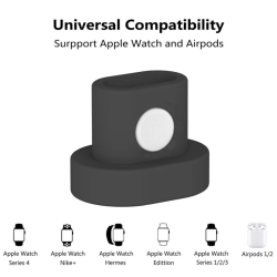 Apple Watch / AirPods Headphones 2-in-1 Charging Stand