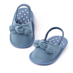 Baby girl Cotton anti-collision toddler sandals