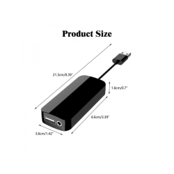 Car Smart Box with Projection Function Can be Controlled Black