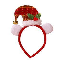 Christmas pannband tecknad design parti hår bågar